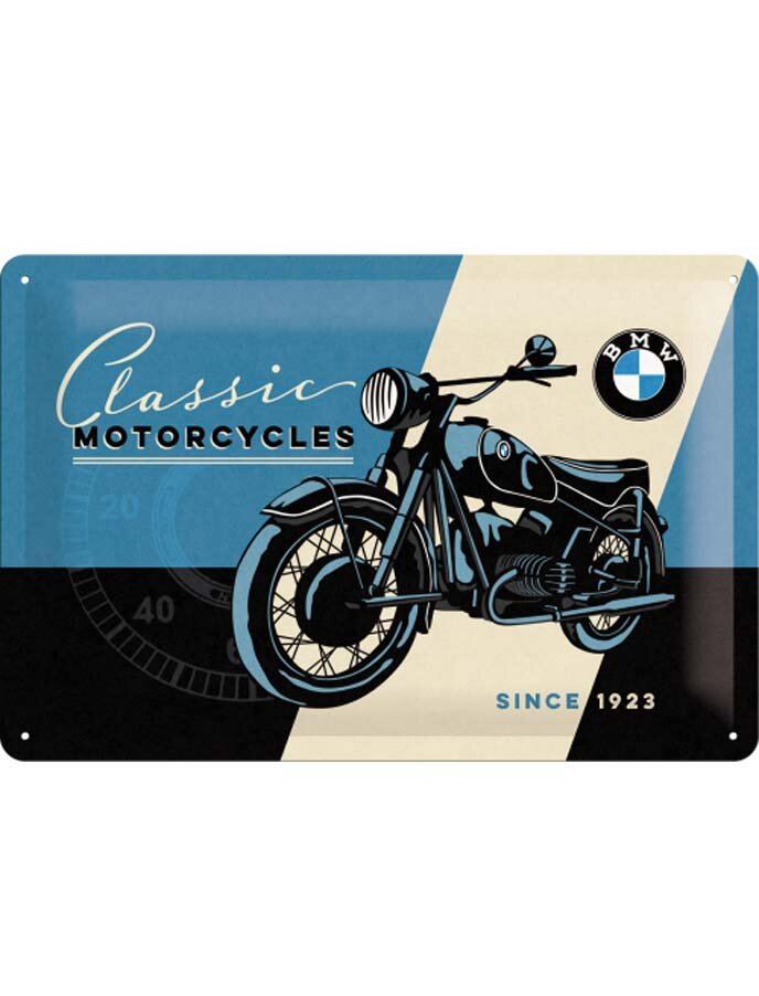 Image of BMW Motorcylcles Classic