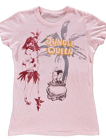 Jungle Queen pink