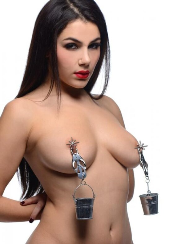 Slave Clamps with Buckets