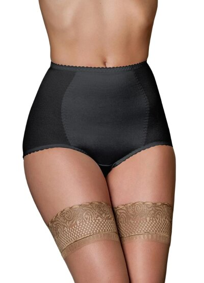 Betty Stretch Knickers Schwarz