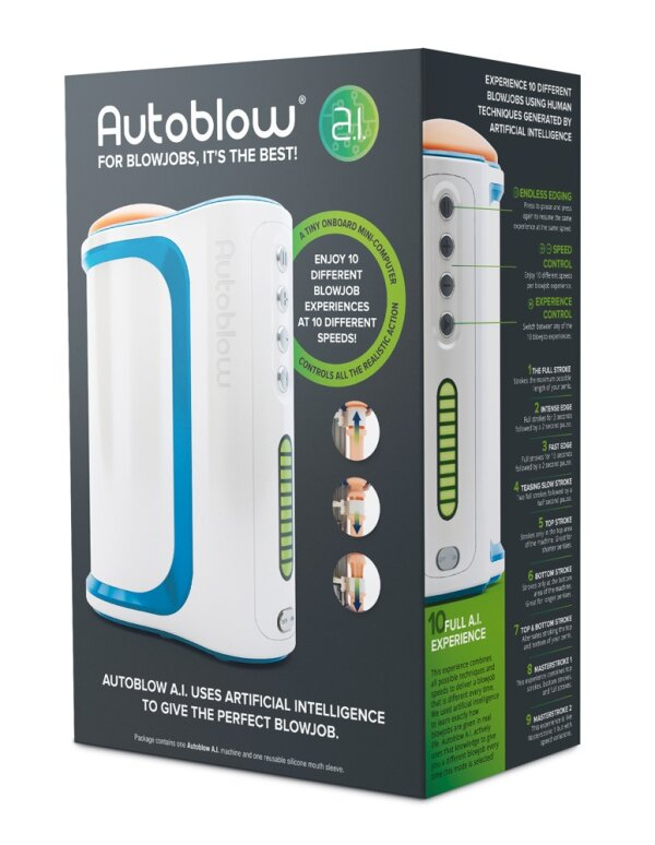Autoblow A.I. Machine