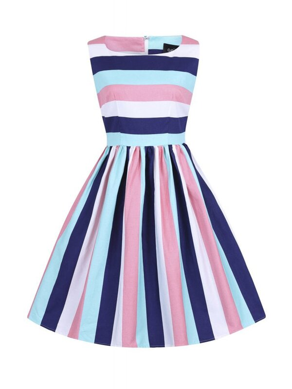 Collectif Candice Seaside Dress