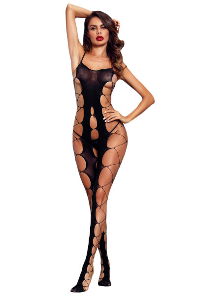 Big Holes Bodystocking