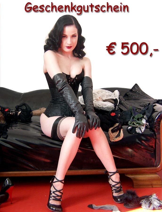 Gutschein 500,- EUR