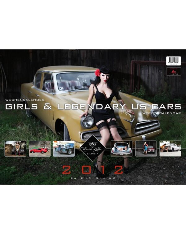 Girls & legendary US-Cars 2012