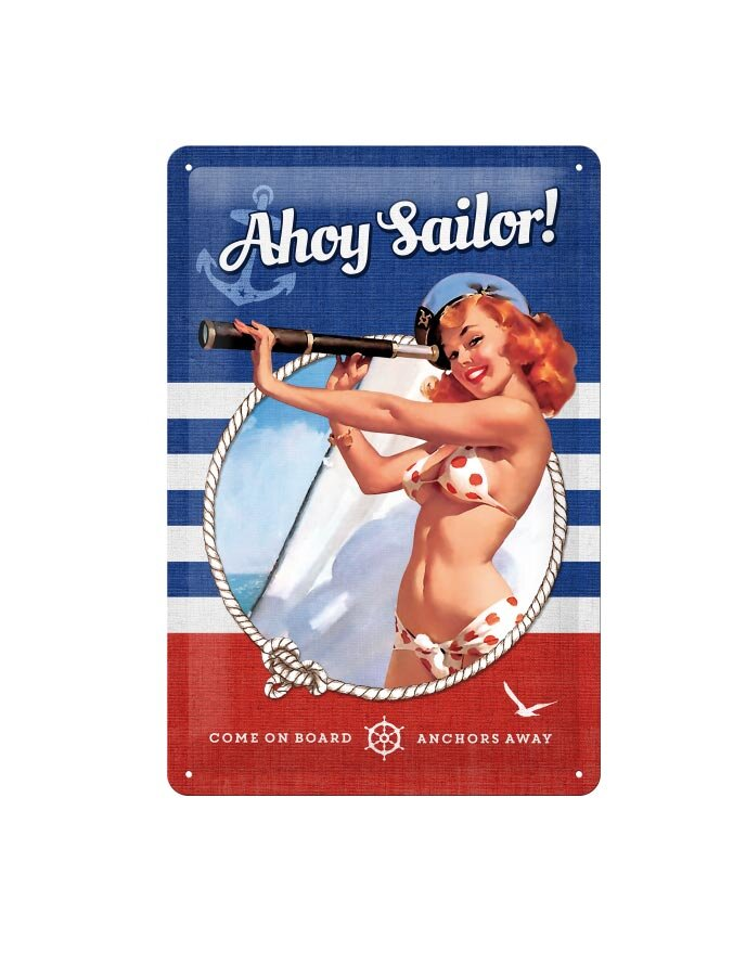 Image of Ahoy Sailor!