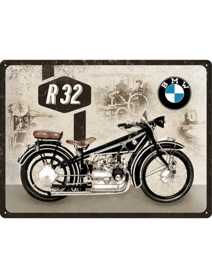 Image of BMW Motorcycle R32