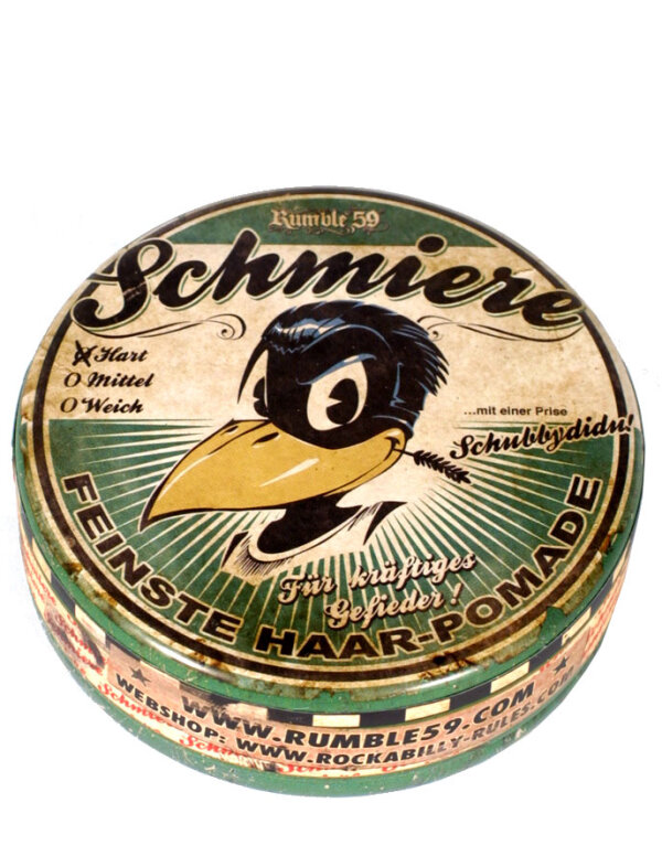 Pomade Schmiere Strong